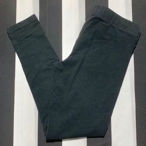 J. Crew black leggings small